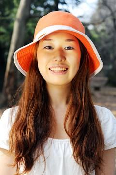 ツーウェイハット(orange)01