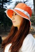 ツーウェイハット(orange)03